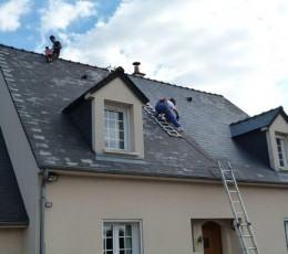 nettoyage de toiture gisors 27 eure