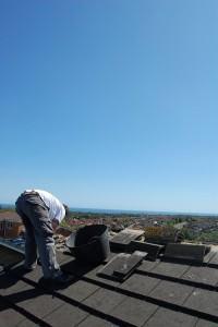 Étanchéité de toiture Chambourcy