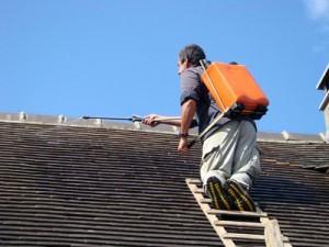 Traitement hydrofuge de toiture Allonnes